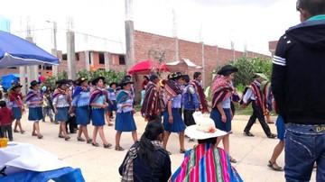 Carnaval concluye con entrada intercultural