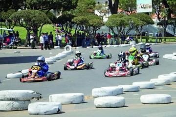 Karting incluye a Sucre como sede de fecha nacional