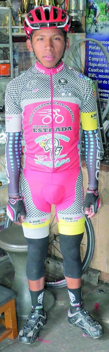 Wilber Rodríguez La apuesta trasandina de Chuquisaca
