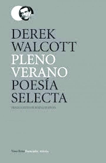 Murió Derek Walcott, poeta caribeño y Premio Nobel
