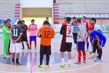 Futsal: La Verde trabaja incompleta