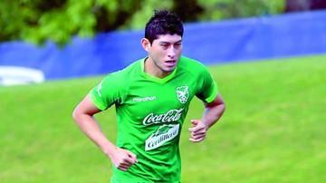 Pedro Azogue quedó fuera por una lesión