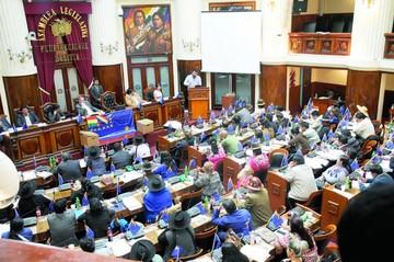 Legislativo da luz verde para adecuar Ley de Autonomías