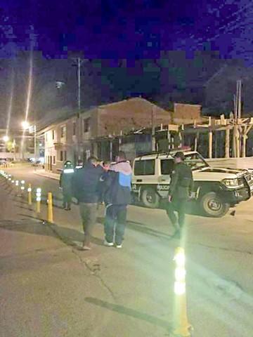Arrestan a militares ebrios que agredieron a policías