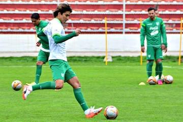 Soria enfatiza en la ofensiva de Bolivia para recibir a Argentina