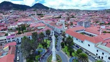 Censo: El centro histórico cuenta con 1.000 árboles