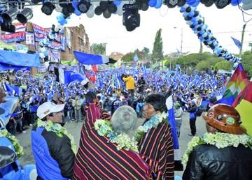 El MAS, obligado a revisar sus promesas electorales