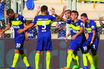 San Lorenzo sigue de cerca el rastro del líder Boca