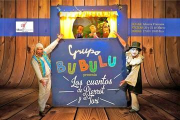 Bubulú presenta teatro para niños el fin de semana