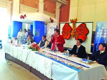 Bajan casos de tuberculosis en Chuquisaca desde 2010