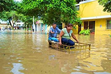 Se agrava la emergencia por inundación en Perú