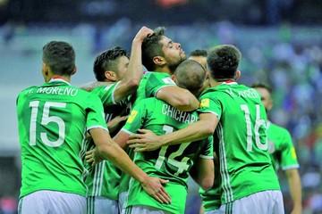 México defiende la punta