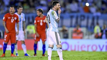 Chile niega reclamo a Messi