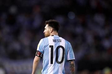 """De """"injusta y desproporcionada'' califica el Barcelona a la sanción contra Messi"""
