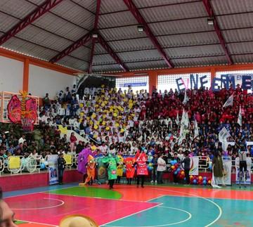 Feria preventiva le dice no a la tuberculosis