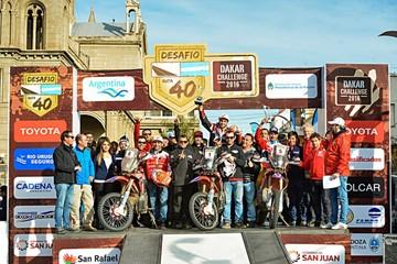 ¿Dakar Series en Bolivia?