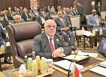 Países árabes relanzan su plan para Oriente Medio
