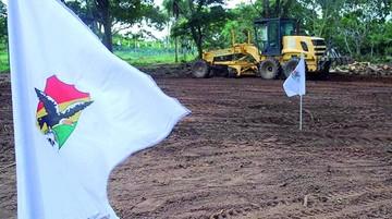 FBF recibe diez hectáreas y prevé construir el CAR