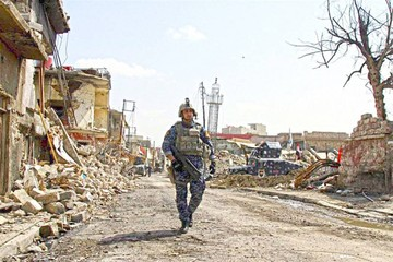 EI continúa atacando a población civil en Mosul