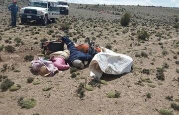 Familia pierde la vida tras ser alcanzada por un rayo en Potosí