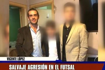 Muere entrenador de fútbol de salón golpeado por familiar de un jugador