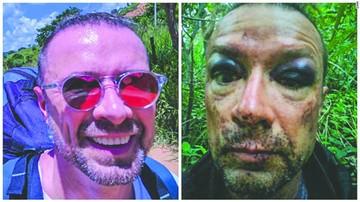 Experiencia cercana a la muerte de turista en parapente