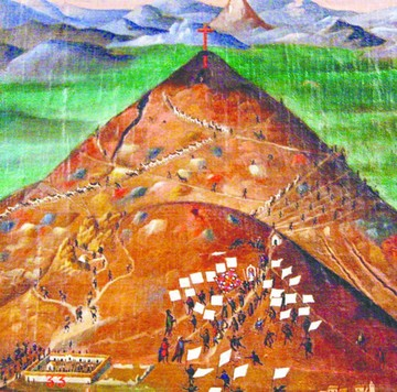 Una mirada al pasado histórico de Potosí y el Sumaj Orck'o