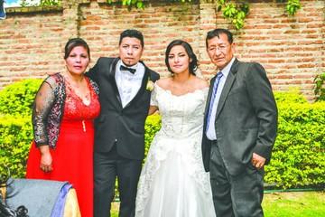 Mariam y Fernando