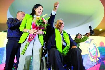 El oficialista Moreno se queda con la Presidencia de Ecuador