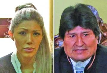 Zapata interpuso apelación para excluir testimonio de Notaria sobre supuesto hijo con Morales