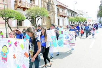 Chuquisaca: Urge centro para las personas autistas