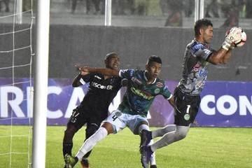 Petrolero debuta en la Sudamericana con una derrota en su casa