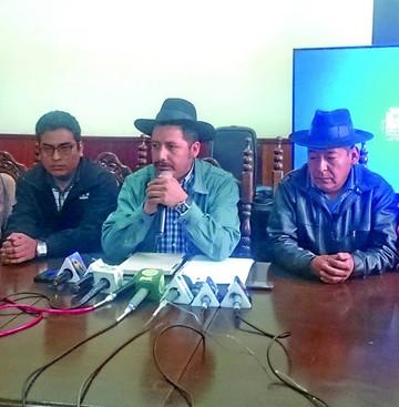 Peña a Urquizu: Límite está definido, no insista