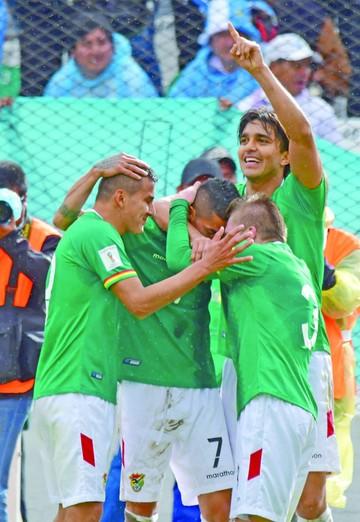 Bolivia asciende en ranking
