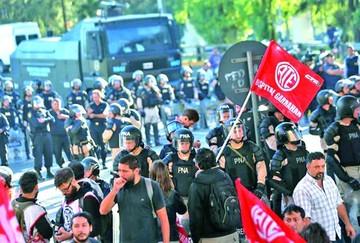 Masiva huelga paralizó Argentina por 24 horas