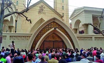 Egipto: EI atenta contra iglesias cristianas
