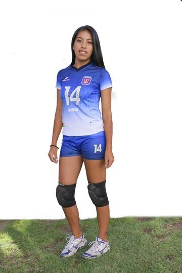 Melissa Arando apunta a jugar en una selección nacional