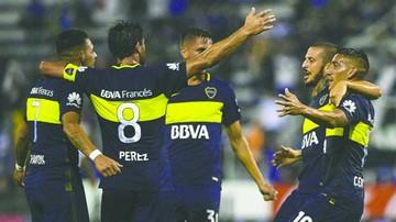 Boca se consolida en el liderato de Argentina