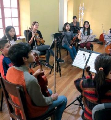 Conciertos del festival barroco arrancan hoy