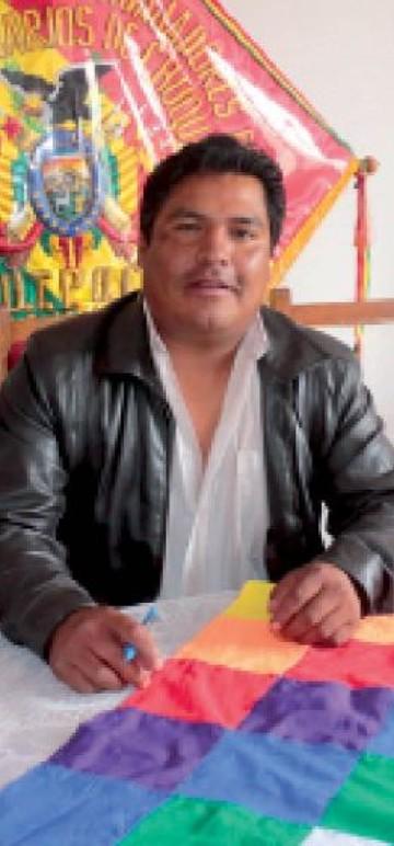 Barrón asume con mandato de oponerse a revocatorios