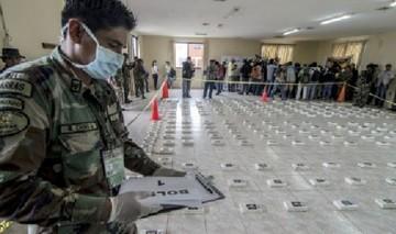 Beni: Policía decomisa más de 366 kilos de cocaína