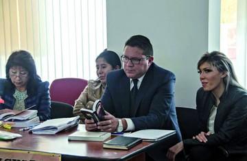 Zapata: Prevén en mayo conclusión de juicio en La Paz