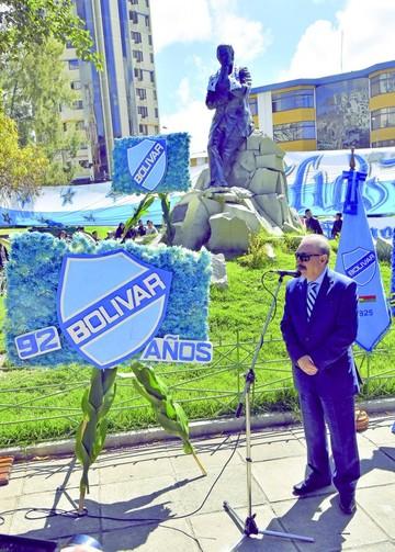 Bolívar sueña con un estadio