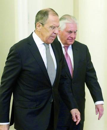 Rusia y EE.UU. intentan  superar sus diferencias