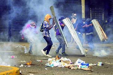 Aumentan las muertes en protestas callejeras