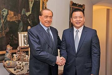 Chinos compran el Milan
