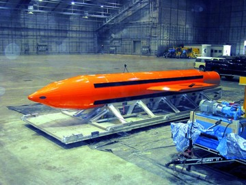 EEUU detona la mayor bomba no nuclear contra el EI afgano