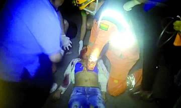 Caranavi: Accidente deja cinco personas fallecidas