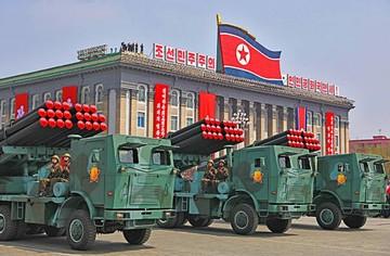 Corea del Norte presume estar lista para guerra