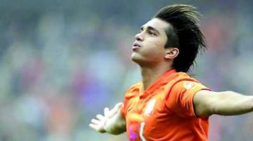 Martins marcó su cuarto gol